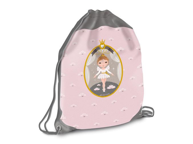 232 ars una sacek na prezuvky swan ballerina