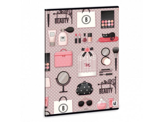 Ars Una Sešit Beauty A4 linkovaný