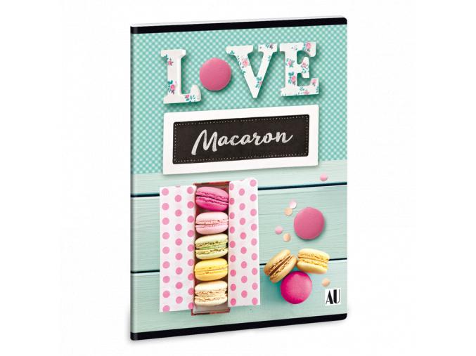 Ars Una Sešit Macaron A5 linkovaný