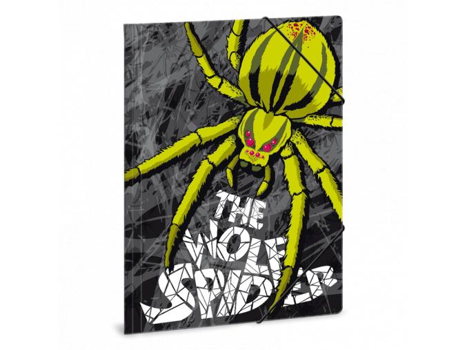 Ars Una Složka na sešity Wolf Spider A4