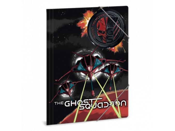 Ars Una Složka na sešity Ghost Squadron A4