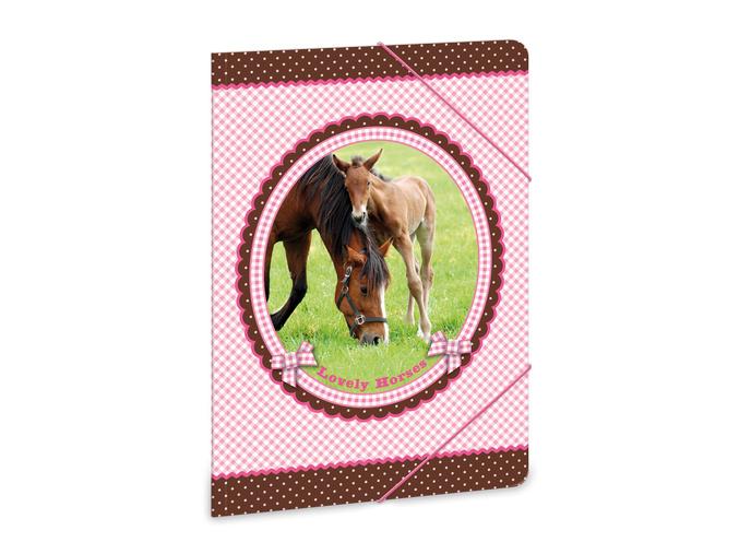 Ars Una Složka na sešity My Horse koně A5