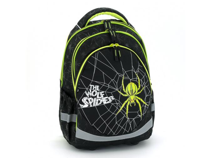 788 ars una skolni batoh wolf spider