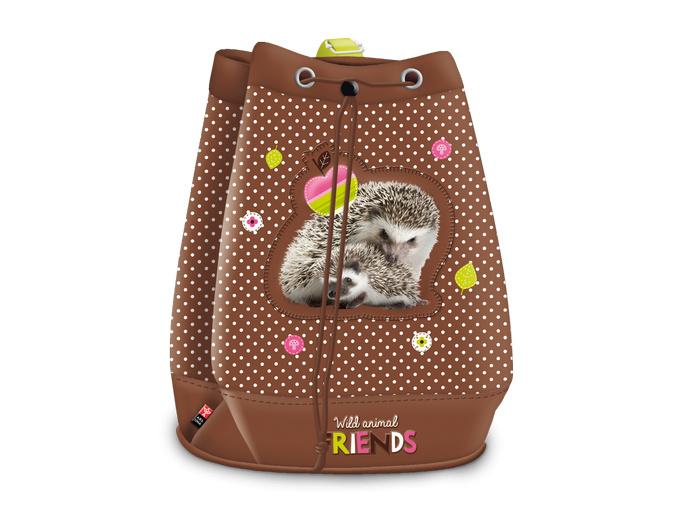 Ars Una Vak na přezůvky Hedgehog ježek