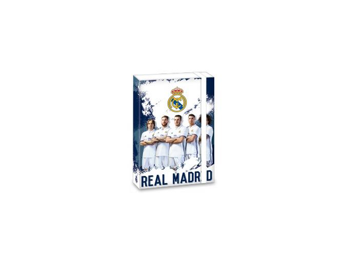 Box na sešity Real Madrid A4 hráči