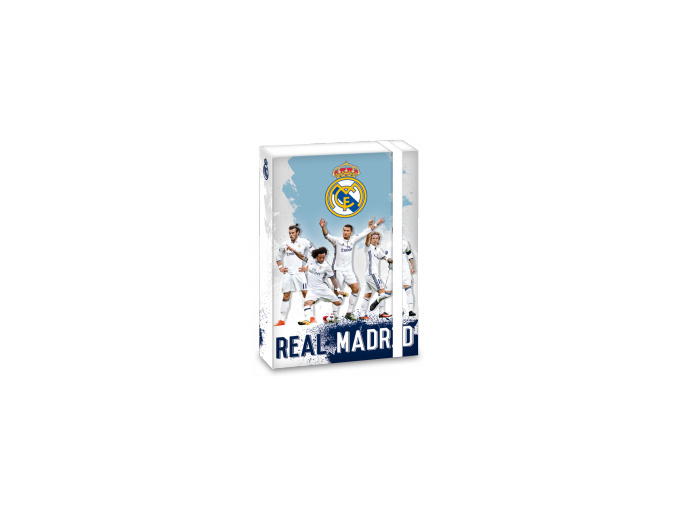 1455 box na sesity real madrid a5 hraci