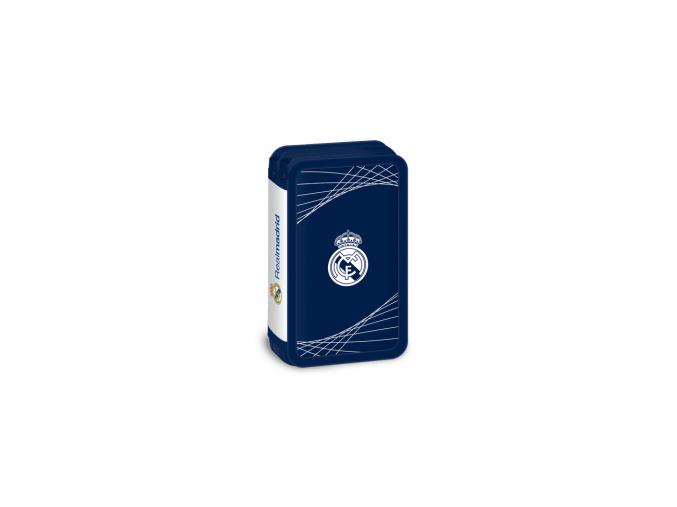Penál Real Madrid modrobílý patrový