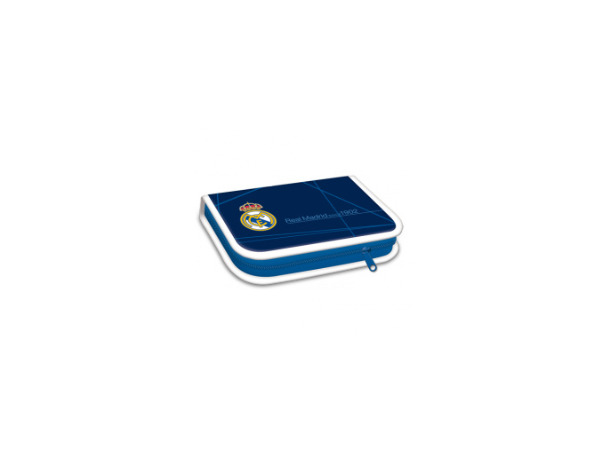 Penál Real Madrid rozkládací modrý