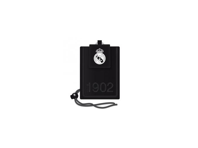 Peněženka na krk Real Madrid černá