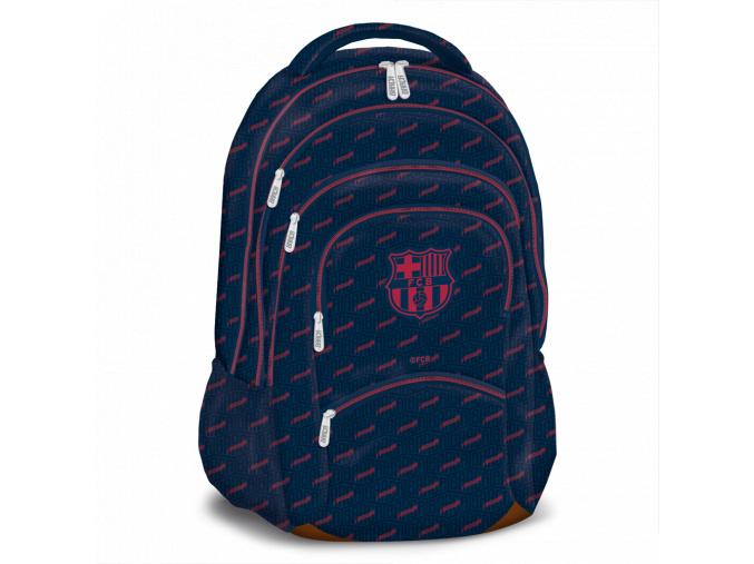 1611 skolni batoh fc barcelona dark blue 5k