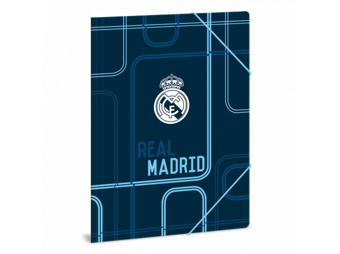 Složka na sešity Real Madrid blue A4