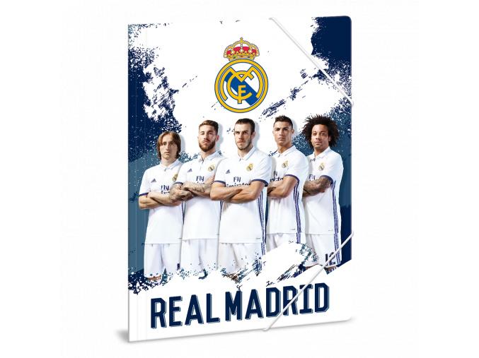 Složka na sešity Real Madrid hráči A4