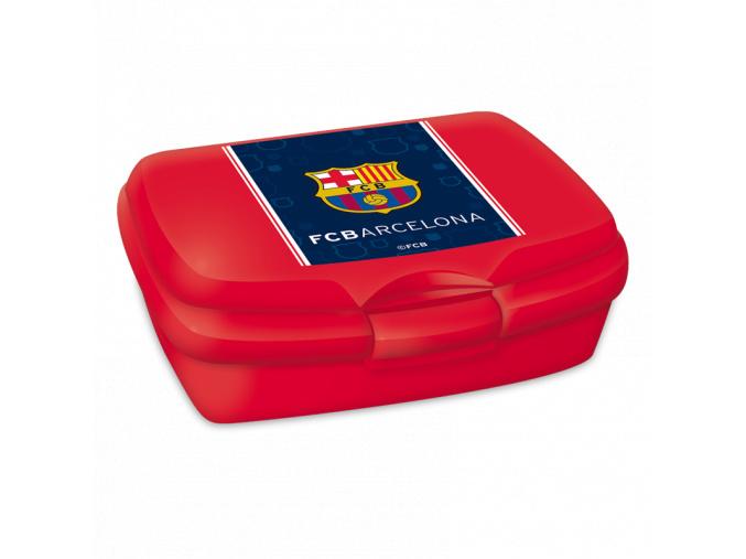 Svačinový box FC Barcelona 17