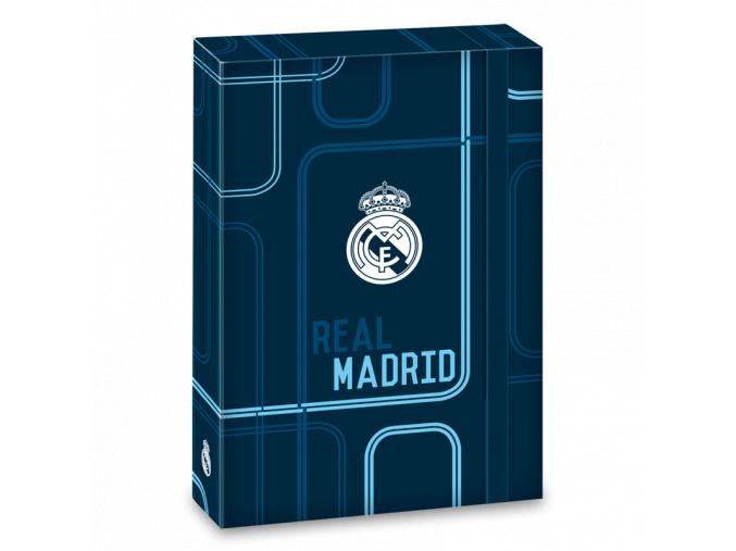 Box na sešity Real Madrid blue 17 A4