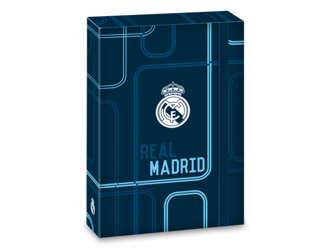 Box na sešity Real Madrid blue 17 A4