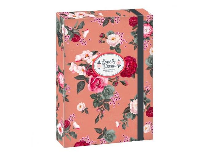 box vintage spring A4