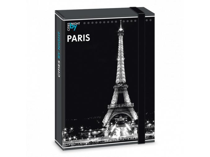 Box na sešity Paříž A5
