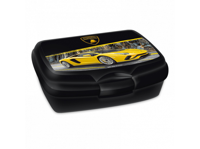 Box na svačinu Lamborghini 18