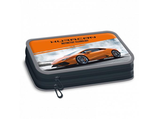 Penál Lamborghini 18 dvoupatrový