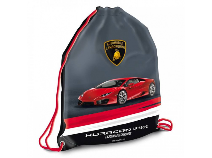 Sáček na přezůvky Lamborghini 17