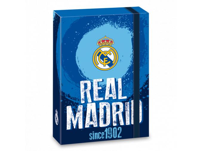 Ars Una Box na sešity modrý Real Madrid 18 A5