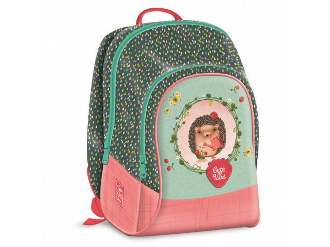 Ars Una Dětský batůžek pro předškoláky Cute and Wild