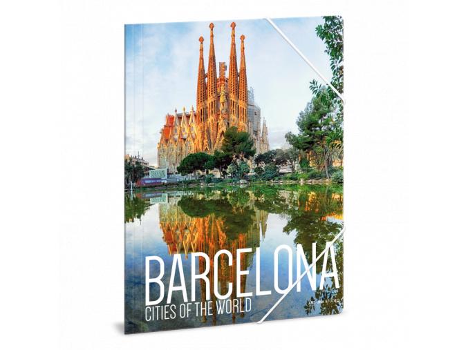 Ars Una Složka na sešity Barcelona 2 A4