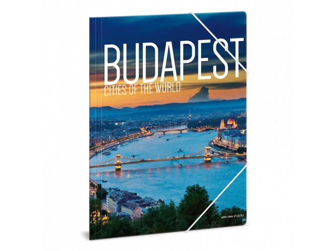 Ars Una Složka na sešity Budapešť A4