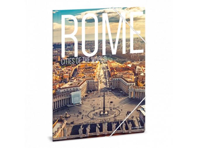 Ars Una Složka na sešity Řím A4