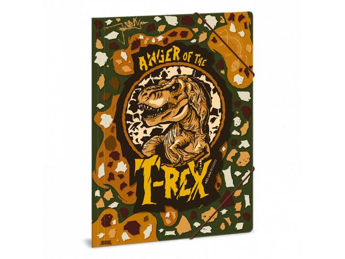 Ars Una Složka na sešity T-Rex A4