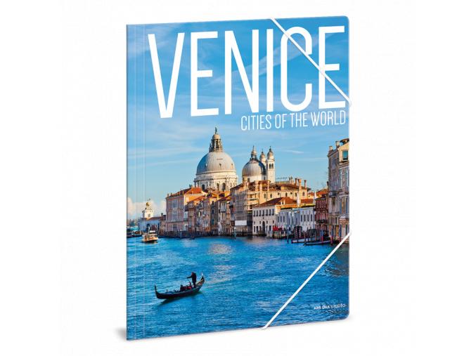 Ars Una Složka na sešity Venice A4