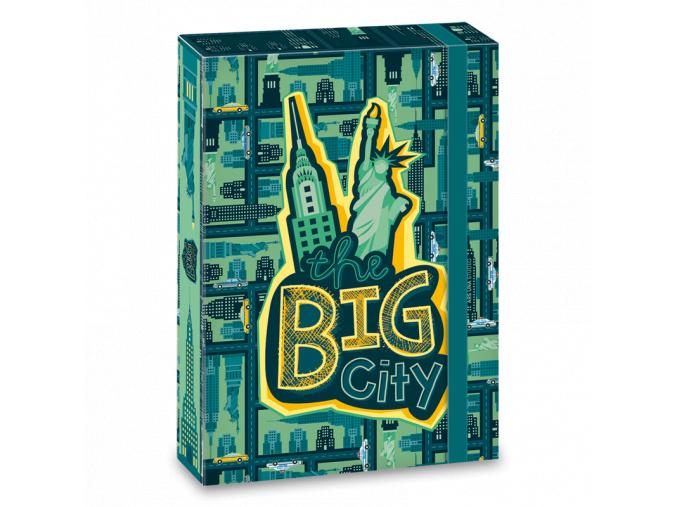 Box na sešity Big City A5