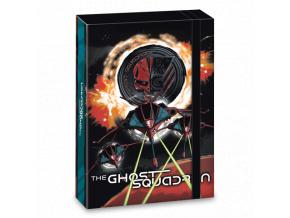 Ars Una Box na sešity Ghost Squadron A4