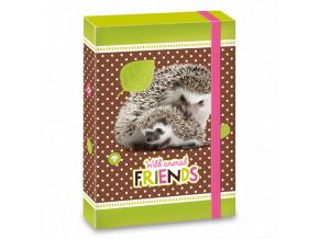 316 ars una box na sesity hedgehog jezek a5