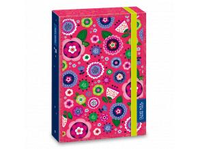 1222 ars una box na sesity la belle fleur a4