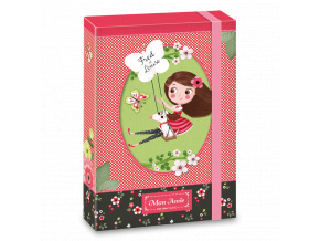 Ars Una Box na sešity Mon Amie A5