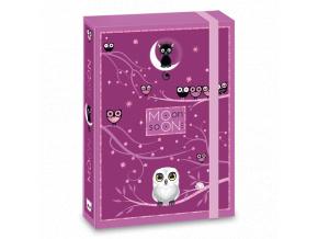 Ars Una Box na sešity Moon Soon A5