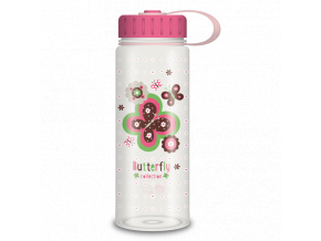 Ars Una Láhev Butterfly 500 ml