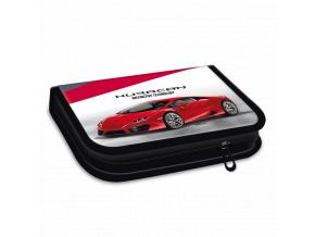 Ars Una Penál Lamborghini červené