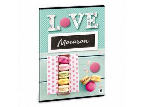 Ars Una Sešit Macaron A4 linkovaný