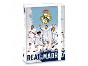 Box na sešity Real Madrid A5 hráči