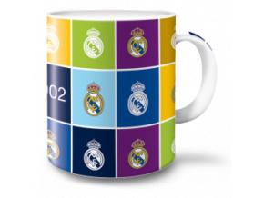 Hrnek Real Madrid color