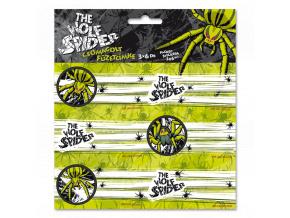 1536 jmenovky na sesity wolf spider 18ks