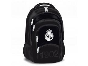 Školní batoh Real Madrid black 5k
