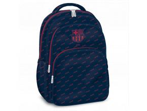 Školní batoh FC Barcelona dark blue 3k