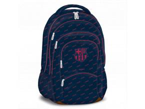 Školní batoh FC Barcelona dark blue 5k