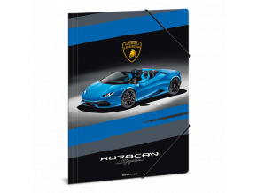 Složka na sešity Lamborghini Huracán A4
