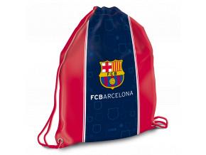 Sáček na přezůvky FC Barcelona 32x42 cm