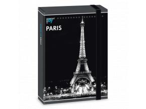 Box na sešity Paříž A4