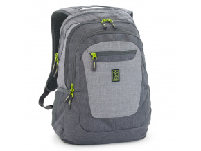 Studentský batoh Autonomy AU4 šedý